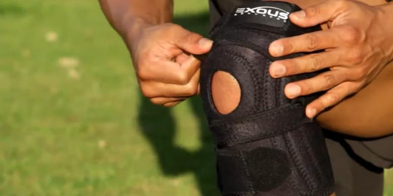 Review of EXOUS Exous EX 701 Knee Brace Support Protector