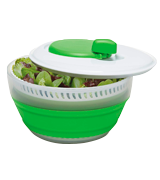 Progressive 10CSS2 Collapsible Salad Spinner