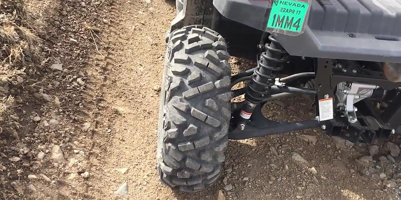 Review of Wanda P350 ATV/UTV Tire
