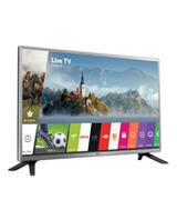 LG 32LJ550M 32-Inch 720p with WebOS 3.5 Smart LED TV