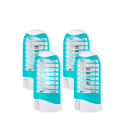 Shootingstar Electronic Bug Zapper Mosquito Trap and Killer Insect Killer Lamp, Mosquito Zapper Indoor