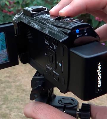 Review of KOT 534K 4K Camcorder