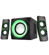 Cyber Acoustics CA-SP34BT Bluetooth Speakers