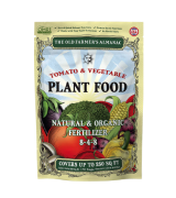 The Old Farmer's Almanac Organic Tomato & Vegetable Plant Food Fertilizer