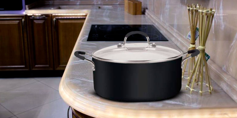 Review of David Burke Dutch Oven Aluminum