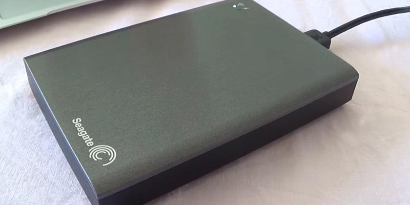 Review of Seagate Wireless Portable Hard Drive