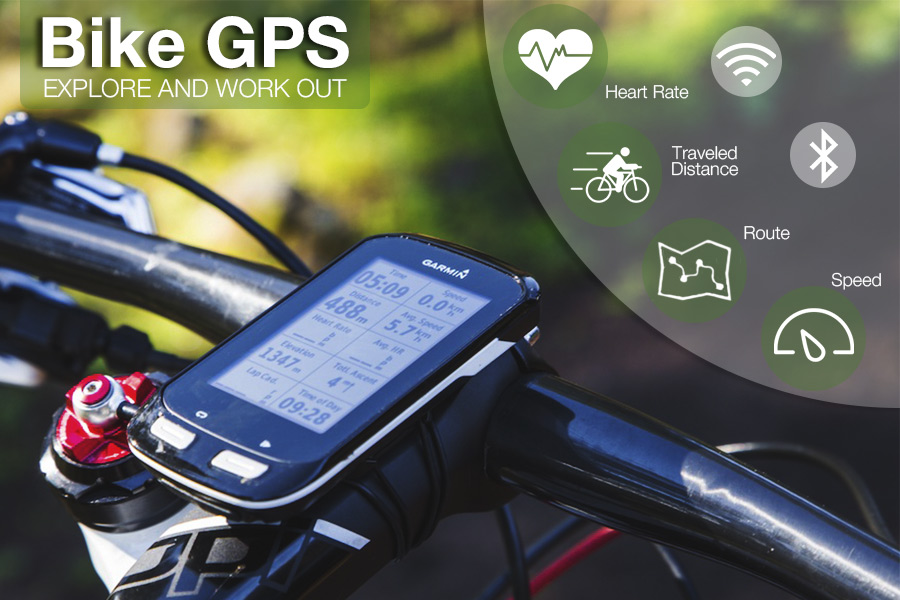 Comparison of Bike GPS for Navigation During Bike Tours