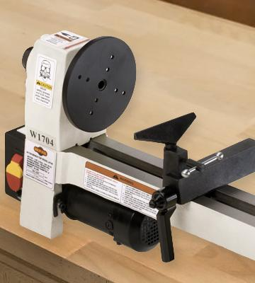 Review of Shop Fox W1704 Benchtop Lathe