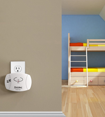Review of First Alert CO605 Carbon Monoxide Plug-In Alarm