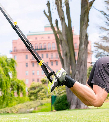 Review of TRX GO Suspension Training