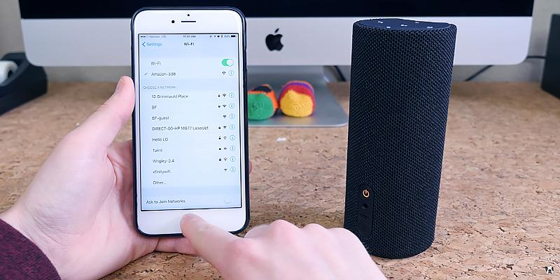 Review of Amazon Tap Alexa-Enabled Portable Bluetooth Speaker