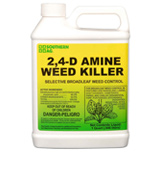 Southern Ag 2,4-D Amine Weed Killer 1 Quart