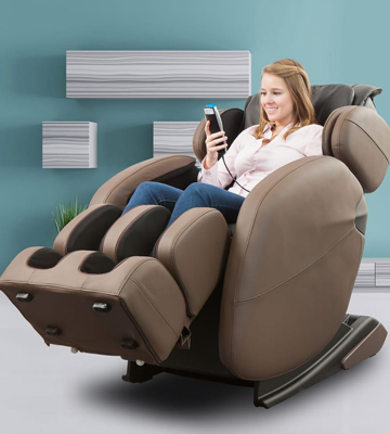 Review of Kahuna LM-6800 L-Track with Heating Therapy Massage Chair