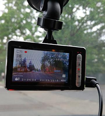 Review of DBPOWER Dash Cam Car DVR Camcorder Dashboard