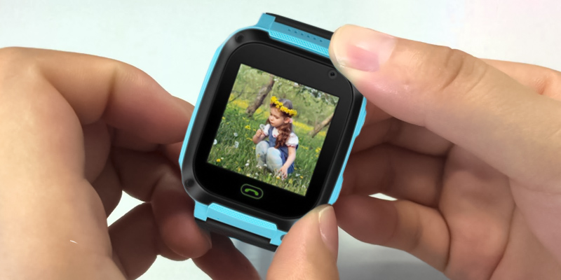 Review of Kidaily S4+ Kids Smart Watch with GPS Tracker