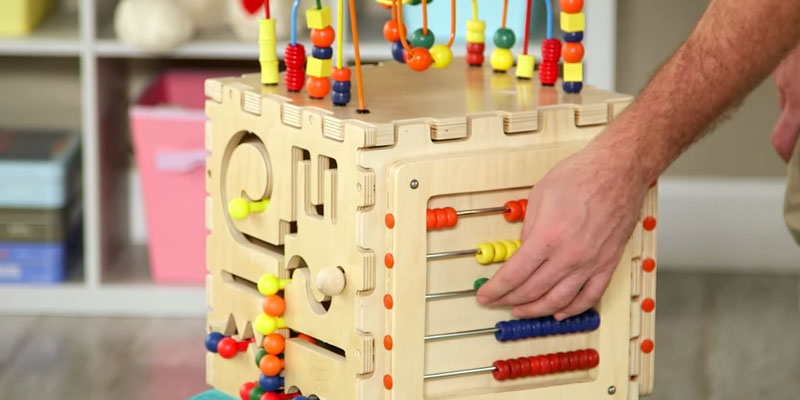 Detailed review of Anatex Deluxe Mini Play Cube