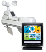 AcuRite 1512 Wireless Weather Station with 5-in-1 Weather Sensor