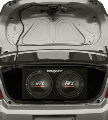 Review of MTX TNE212D Subwoofer Enclosure