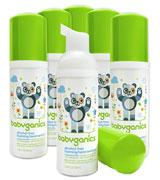 Babyganics Alcohol-Free Foaming On-The-Go 50 ml