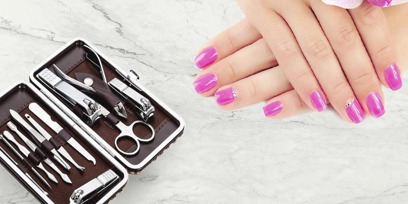 5 Best Manicure Sets Reviews of 2018 - BestAdvisor.com