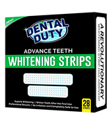 Dental Duty Professional Teeth Whitening Strips Whiten Your Tooth With The Best 3D Dental Whitestrips