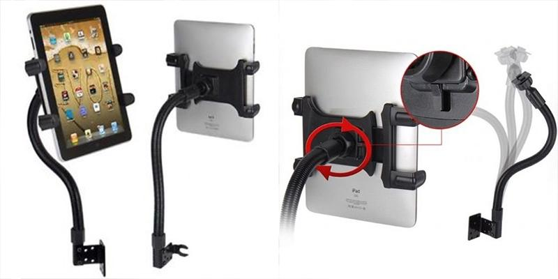 Detailed review of DigitlMobile Robust Seat Bolt Tablet Car Mount Vehicle Swivel Cradle Mount Holder