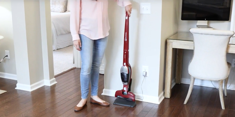 Review of Electrolux EL1018A Ergorapido Lithium Ion Stick Vacuum