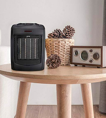 Review of andily A-750-1500 Ceramic Small Heater