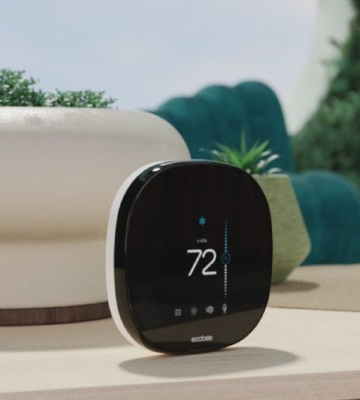 Review of ecobee Alexa Built-In Smart Thermostat with Voice Control