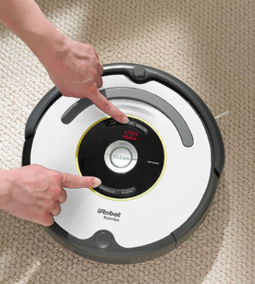 Review of iRobot Roomba 665 Vacuum Cleaning Robot