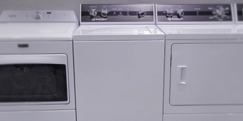 Review of Speed Queen TR5000WN 3.2 cu. ft. Top Load Washer