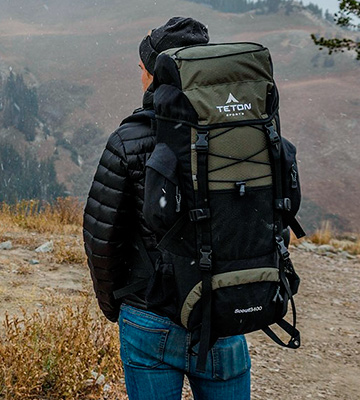 Review of Teton Sports Internal Frame Hiking Backpack