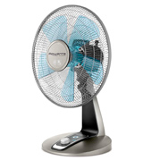 Rowenta VU2531 Turbo Silence Oscillating 12-Inch Table Fan