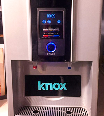 Review of Knox B017UZBNYO Hot/Cold Water Cooler with Ice Maker