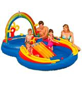 Intex Rainbow Ring Inflatable Play Center