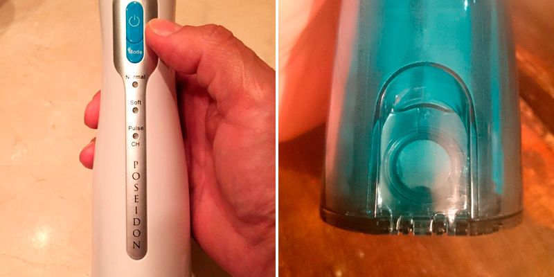 Review of ToiletTree TTP-Pro2000w Professional Rechargeable Oral Irrigator