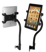 DigitlMobile Robust Seat Bolt Tablet Car Mount Vehicle Swivel Cradle Mount Holder