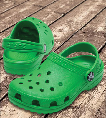 Review of Crocs Kids' Classic Clog