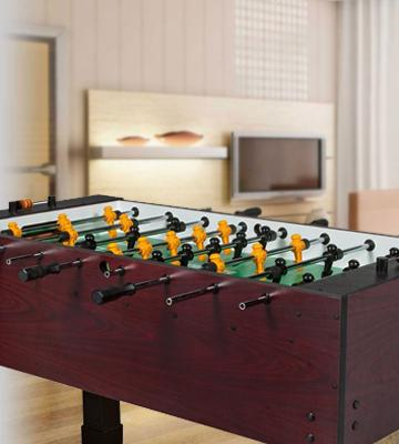 Review of Tornado Sport Foosball Table