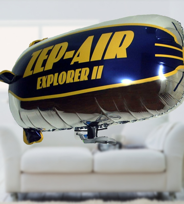 Review of ZEP-AIR Explorer RC Blimp
