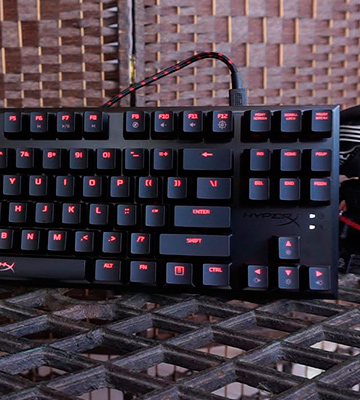 Review of HyperX Alloy FPS Pro Tenkeyless Gaming Keyboard