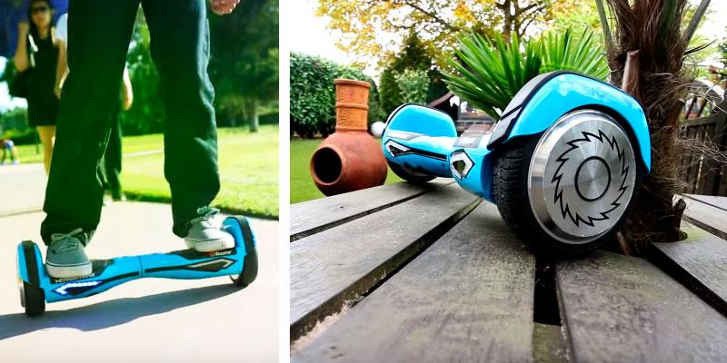 Detailed review of Razor Hovertrax 2.0 Hoverboard Self-Balancing Smart Scooter