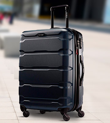 Review of Samsonite Omni PC 24 Hardside Spinner