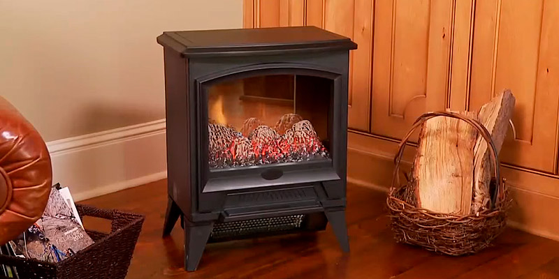 Review of Dimplex CS-12056A Compact Stove