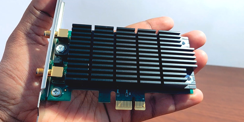 Review of TP-LINK Archer T4E AC1200 WiFi PCIe Card