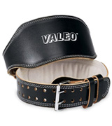 Valeo Leather Weight Lifting Belt