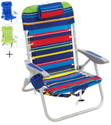 RIO Gear ASC529-1801-1 Folding Backpack Beach Chair