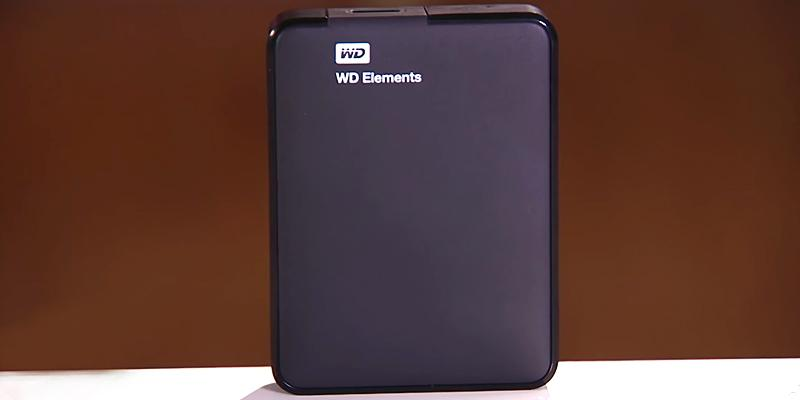Detailed review of WD WDBUZG0010BBK-WESN Ultra-fast