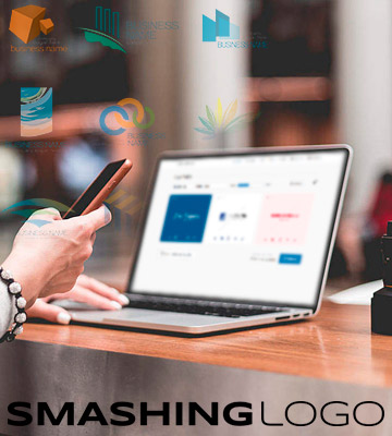 Review of SMASHINGLOGO Logo Maker: We Automate the Way How Designers Think