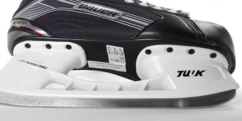 Detailed review of Bauer Senior Vapor X300 Skate